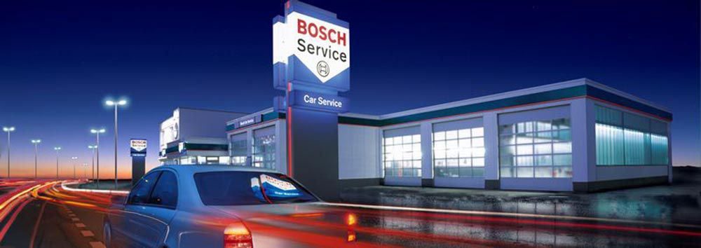 Authorized Bosch Car Service Center