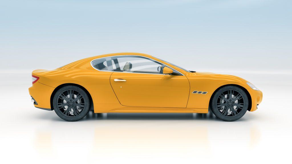 Maserati GT Grand Turismo