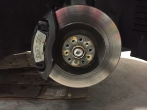 Bentley Flying Spur brakes. We perform almost any repair you may need on Bentley vehicles.