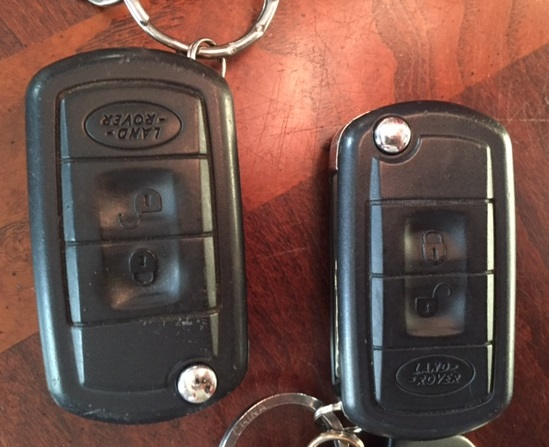 Land Rover Range Rover Keys Programming Dealer Level