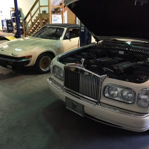 Rolls-Royce Silver Seraph service and repair