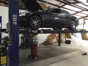 Maserati Service and Repair Quattroporte GT Ghibli